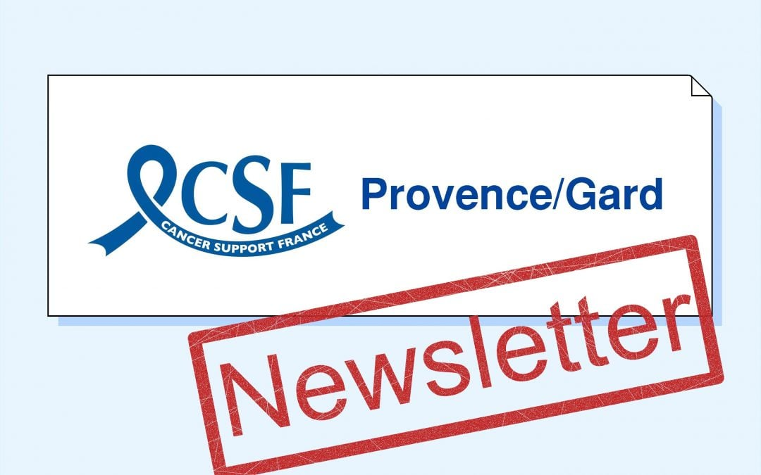 CSFPG Newsletter July 2017